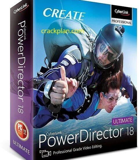 Cyberlink PowerDirector 19.3.2928.0 Crack Ultimate Activation Key 2021 Download