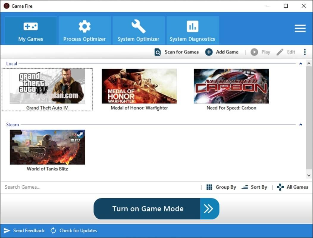 Game Fire Pro 6.7.3800 Crack + Serial Key 2021 Free [Latest]