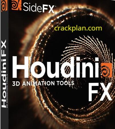 SideFX Houdini FX 18.5.633 Crack & License Key Portable(2021)