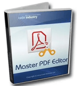 Master PDF Editor 5.7.60 With Crack (Latest Version) Full Download 2021