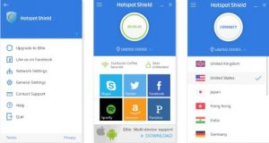 Hotspot Shield VPN 10.22.1 Crack [Latest 2022] Free Download
