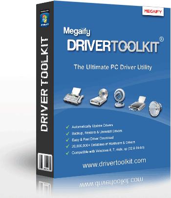 DriverToolkit 8.9 Crack + Keygen [Latest-2021] Free Download
